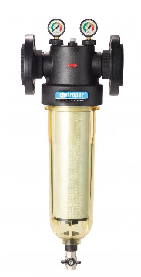 """Wasserfilter 1/"""" Filter in Industrieausführung"""